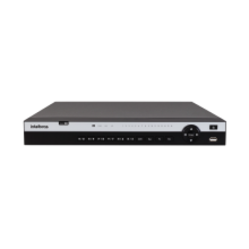 Gravador Digital Dvr Mhdx 5116 4k Intelbras