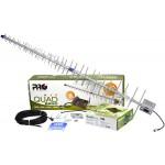 Kit Celular Rural Proeletronic Dual Chip Quad Band