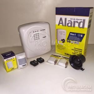 Kit Alarme / Cerca Elétrica